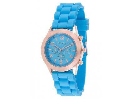 H0003S modre hodinky geneva