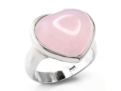 prsten strieborny 5006