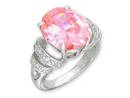 PR0226ZR prsten so zirkonmi