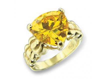 PR4068ZG prsten so zirkonom