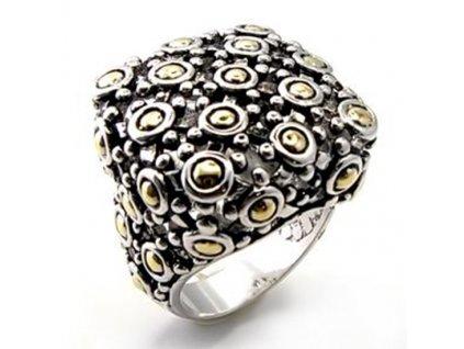 PR4075GR masivny prsten
