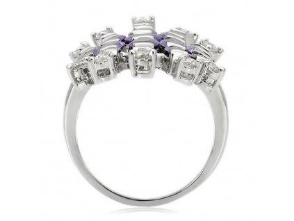 PR4106ZR prsten so zirkonmi