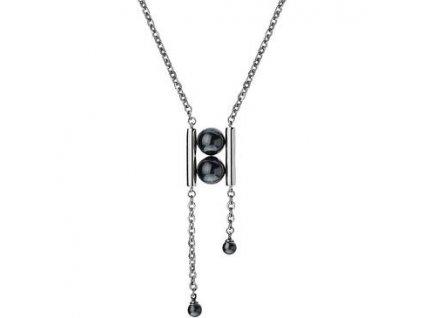 LNH0026 MISAKI nahrdelnik damsky s perlami