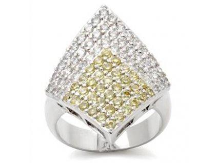 PR4133ZR prsten so zirkonmi