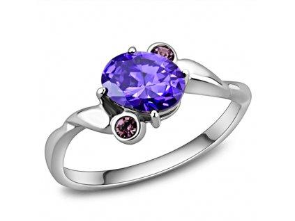 PR8147ZOC Dámsky oceľový prsteň