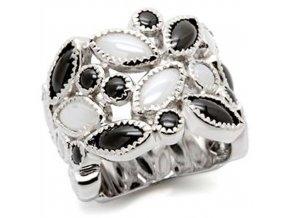 PR4167ZR prsten so zirkonmi