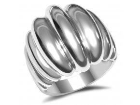 PR1240OC prsten z chirurgickej ocele