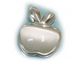 PV3228OC jablko privesok z chirurgickej ocele