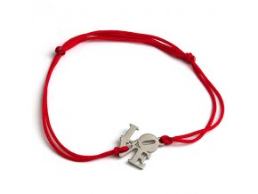 NRB0052 naramok cerveny love