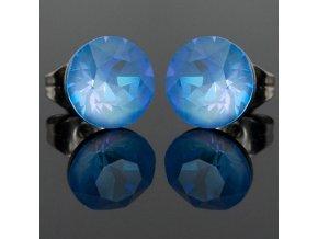 NA3914SWOC ocean delight swarovski nausnice modre