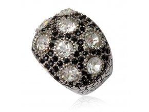 PR8165ZOC damsky vyrazny ocelovy prsten