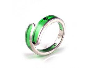 PR4355SS - Strieborný prsteň