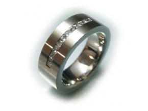 PR1040ZOC prsten z chirurgickej ocele