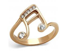 PR6476ZGOC Nota - prsteň z chirurgickej ocele
