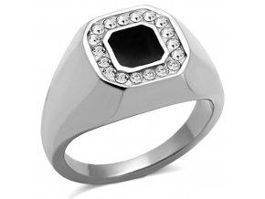 PR6481ZOC - Pánsky prsteň z chirurgickej ocele