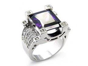 PR0166ZR prsten so zirkonmi