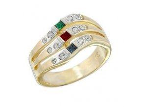 PR3275SWGR prsten swarovski