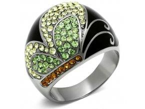 PR8027ZOC Motýľ Oceľový prsteň