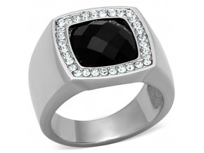 PR6500ZOC Pánsky prsteň z chirurgickej ocele