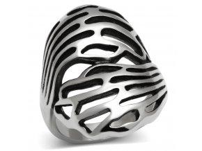 PR8101OC ocelovy prsten damsky