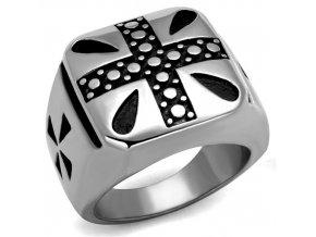 PR8113OC Pánsky prsteň z chirurgickej ocele