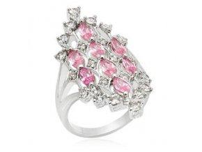 PR4096ZR prsten so zirkonmi