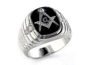 PR0457ZR pansky prsten so zirkonmi