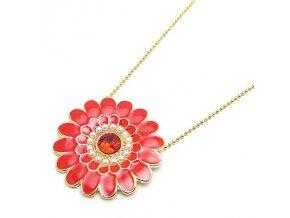 BNH024 nahrdelnik cerveny kvet