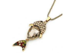 BNH165 zlata rybka nahrdeln