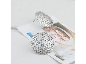 BNA174 silver nausnice