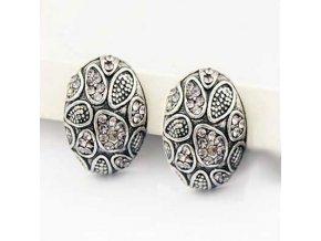 BNA175 silver nausnice