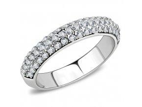 PR8133ZOC Dámsky prsteň z chirurgickej ocele