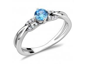 PR8134ZOC Dámsky prsteň z chirurgickej ocele