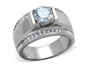 PR8140ZOC Pánsky prsteň z chirurgickej ocele