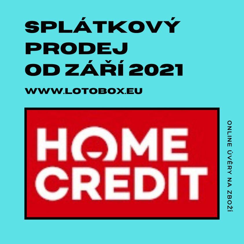 Splátkový prodej HomeCredit