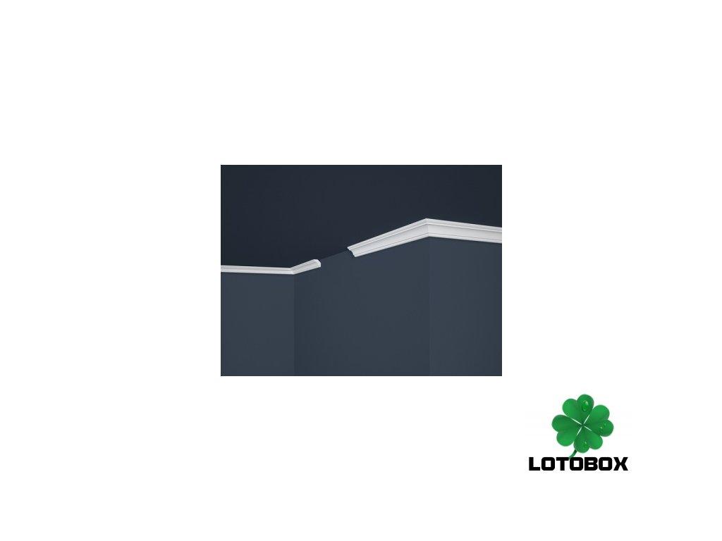okrajová lišta malá 4