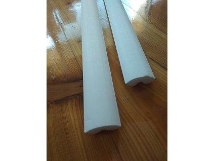 Stropní lišty E1 1metr 1kus  stropní polystyrenové lišty