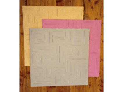 Polystyrenové kazety dekor NORMA 50x50cm 1kus