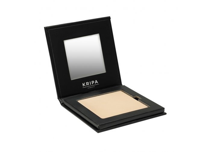 KRIPA COMPACT POWDER SHEER FINISH - kompaktní pudr Delicate pearl 13 g