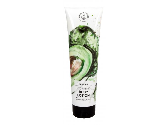 Body Lotion 150ml Hydrating Avocado Viola