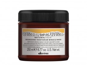 1709 121 nourishing vegetarian miracle mask 250ml