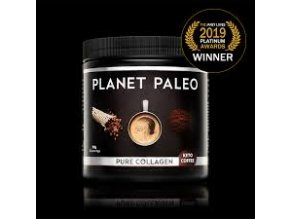 PLANET PALEO PURE COLLAGEN KETO COFFEE 213 g