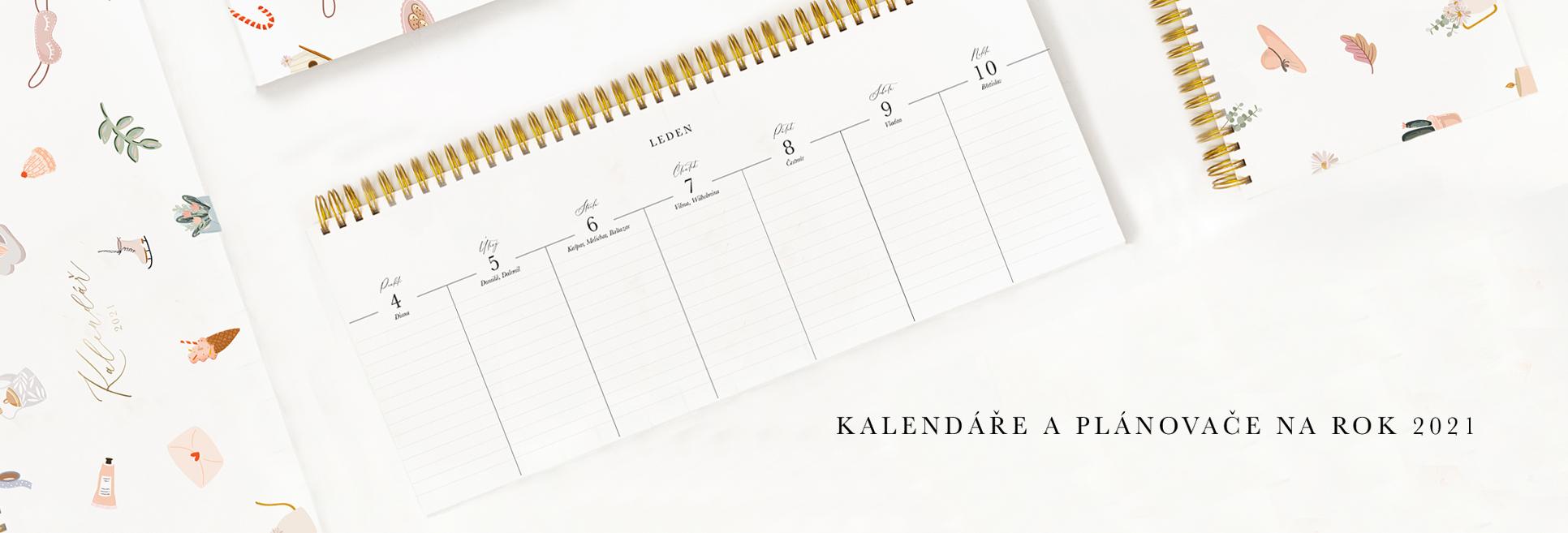 Kalendáře a plánovače