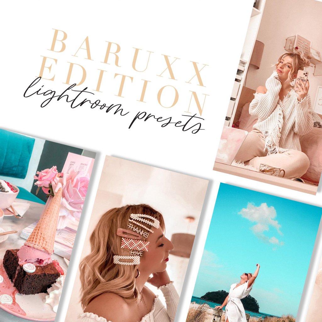 Lightroom Presets Baruxx Edition