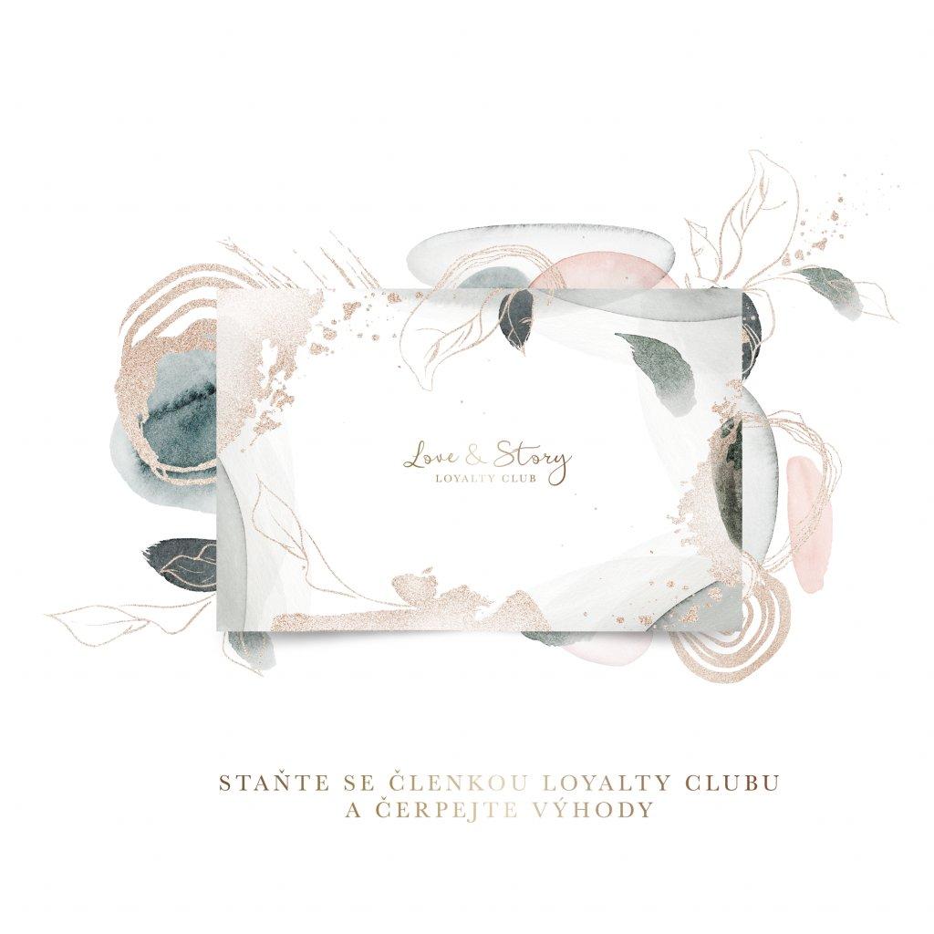 Kartička Loyalty Club 01