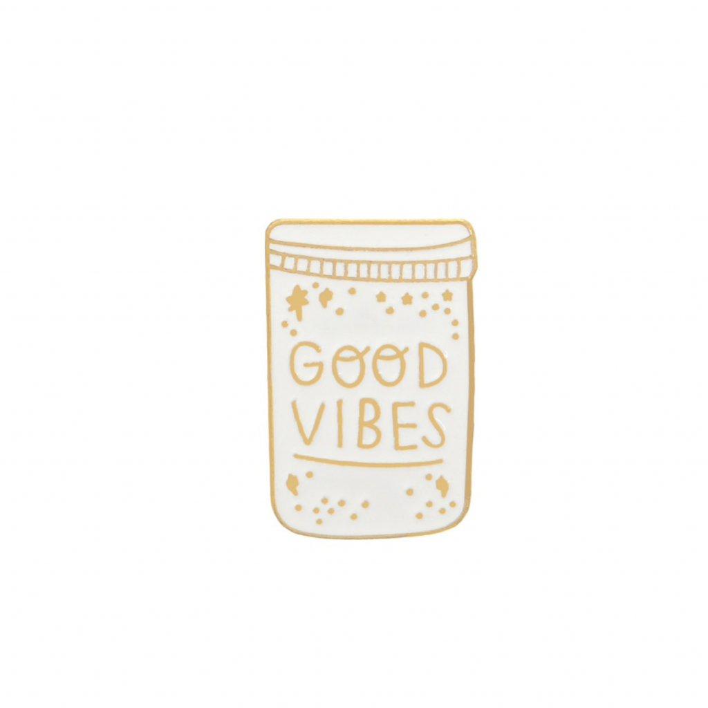 Připínáček Good Vibes