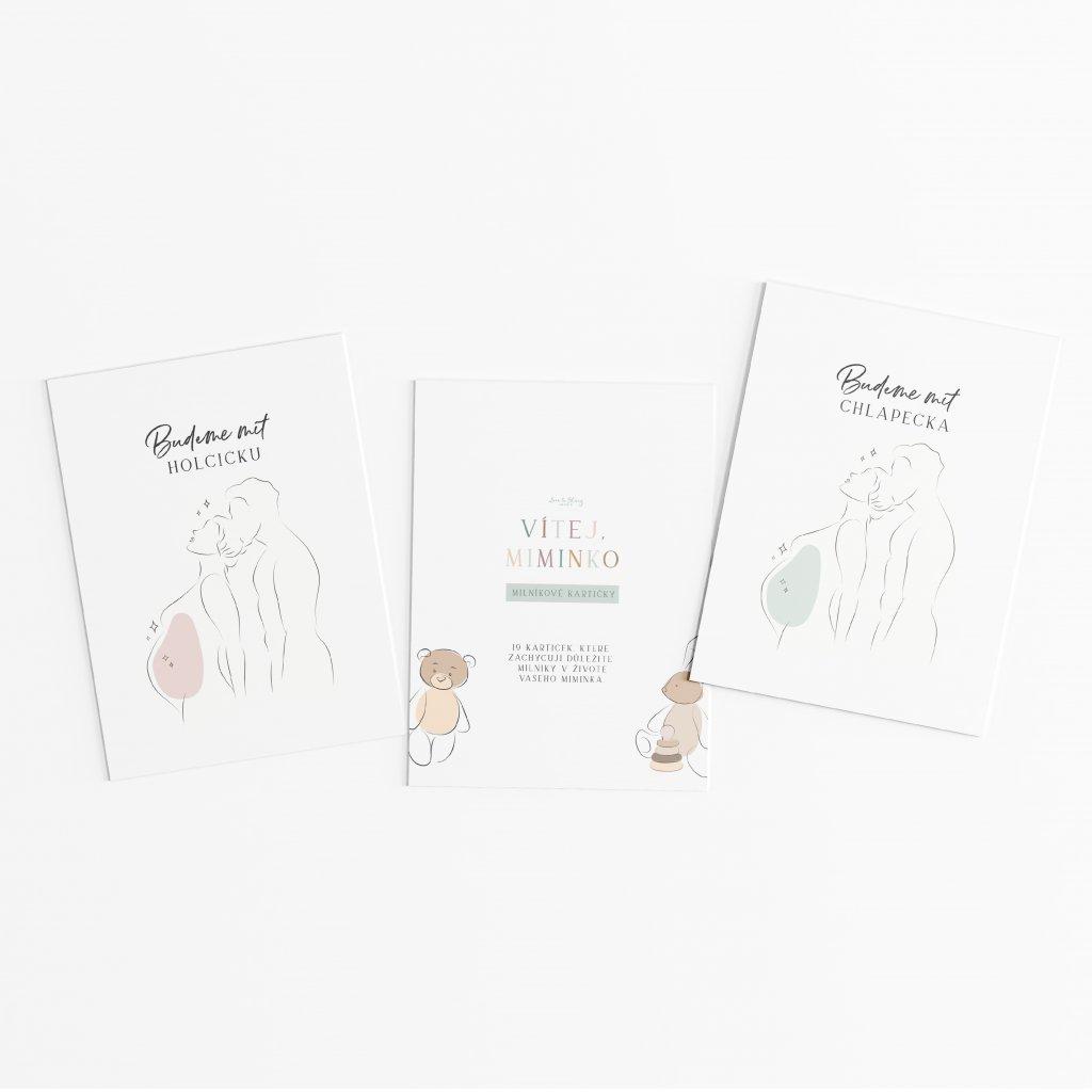 Milníkové kartičky