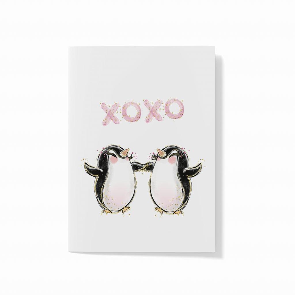 Přání Penguins