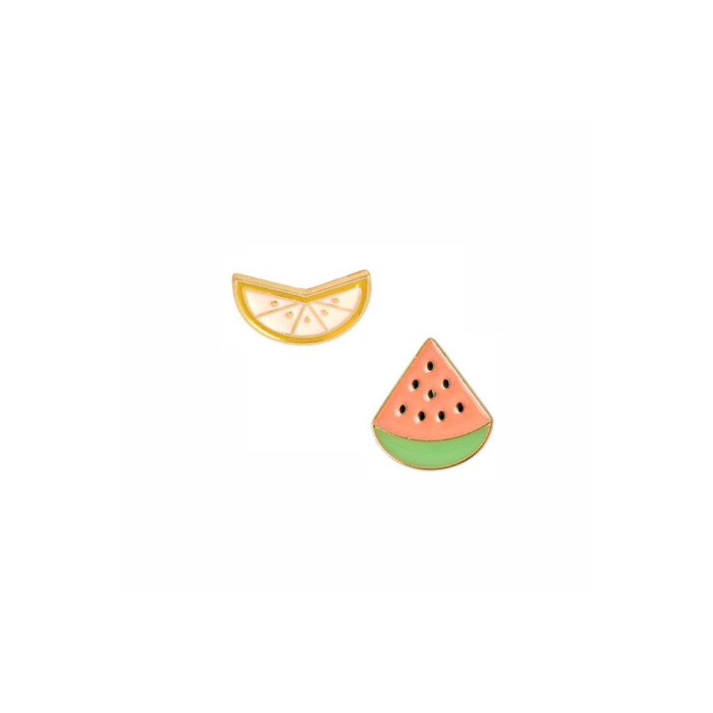 Připínáčky Letní Ovoce