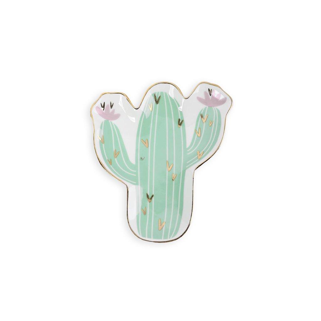Talířek na šperky Cactus